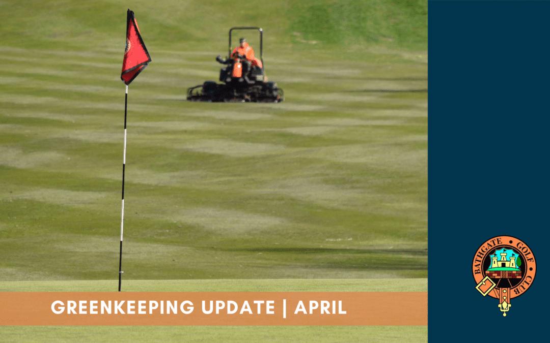 Greenkeeping Update – Rab Burns Q&A